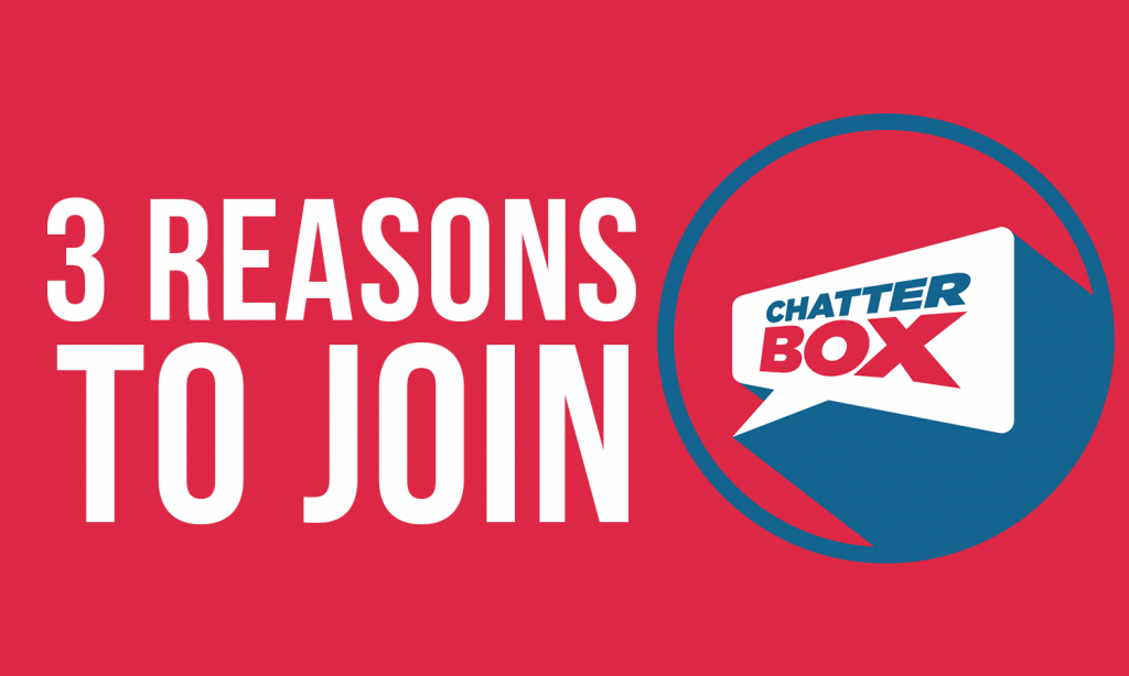 3 Reasons To Join Chtrbox.com